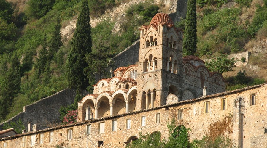 Monemvasia to Mystras