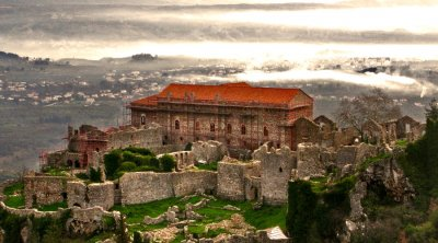 Private local tour of Mystras