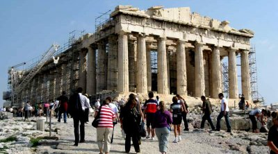 Private local tour of Athens