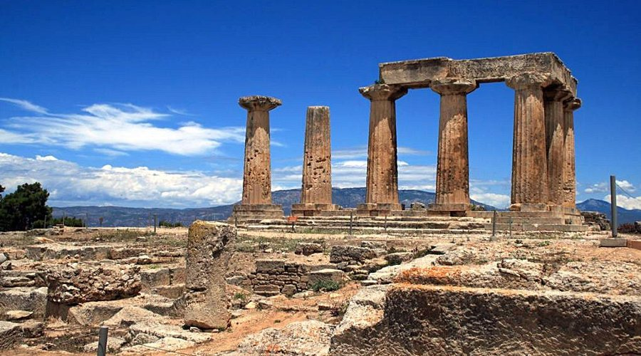 Private local tour of Ancient Corinth