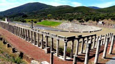 Private local tour of Ancient Messene