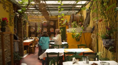 Traditional Greek Tavernas