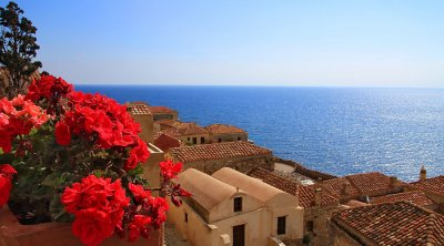 Gythion to Monemvasia Castletown