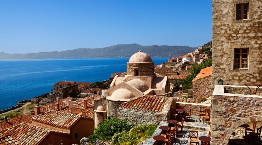 Private local tour of Monemvasia