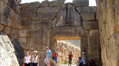 Private local tour of Mycenae