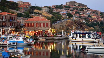 Highlights of Lesvos