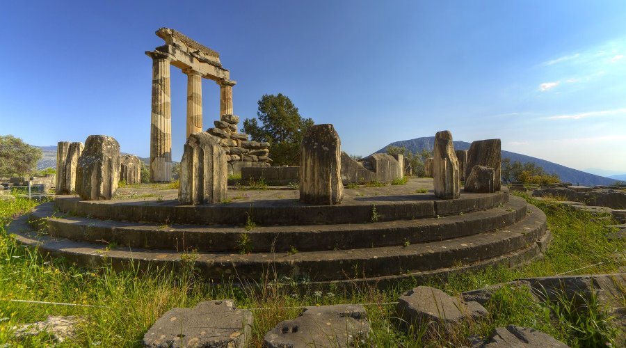 Full day tour to Delphi