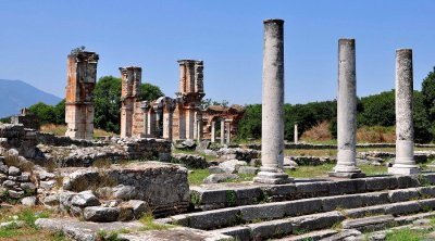 Tour to Philippi
