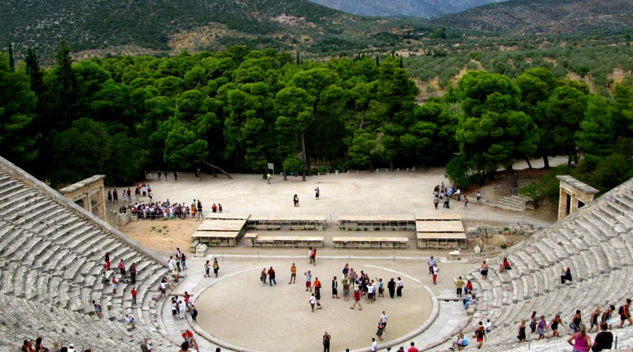 Private local tour of Epidaurus