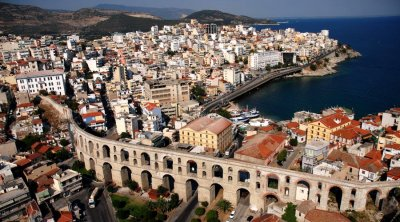 Kavala Walking Tour