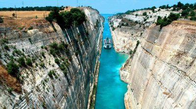 Tour to Ancient Corinth and the Canal